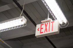 Exit Sign Wiring
