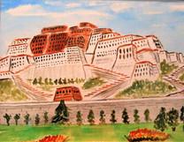 Dalai Lama's Palace, Tibet