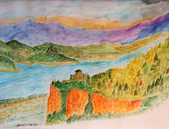 Crown Point, Columbia Gorge