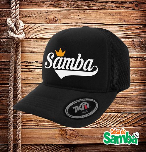 Boné Trucker - Samba College 1