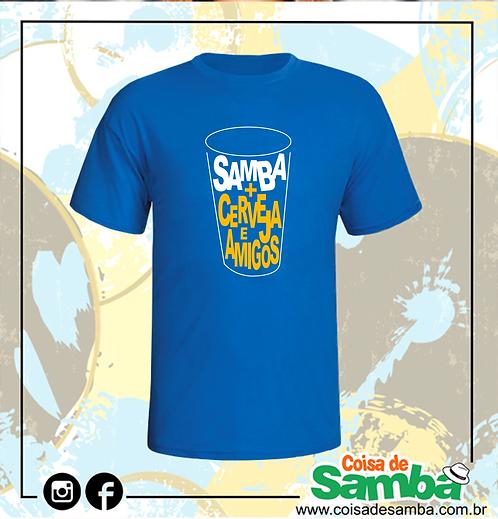 Samba Cerveja + Amigos 1 - Algodão