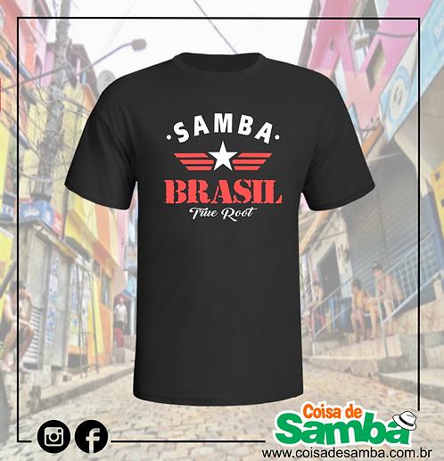 Samba Raíz Verdadeira 1 - Algodão