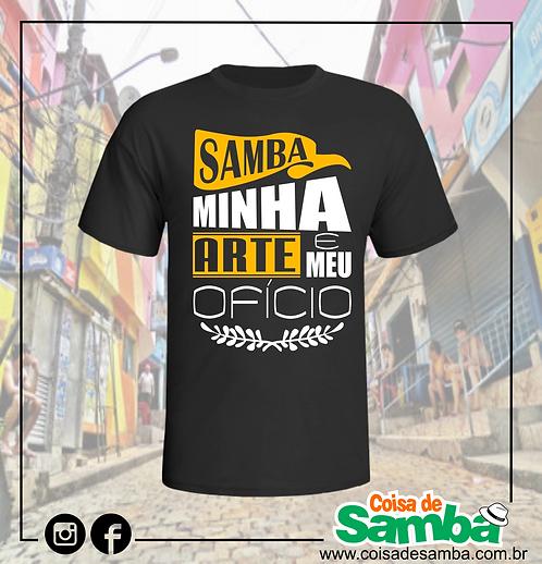Samba Arte e Ofício 1 - Algodão