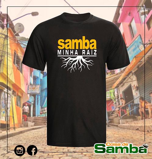 Samba Minha Raíz 1 - Algodão