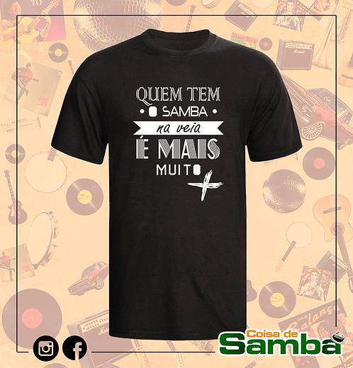 Samba na Veia 1 - Algodão