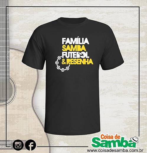 Família, Futebol e Samba 1 - Algodão