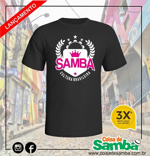 Samba Cultura Brasileira 1 - Algodão