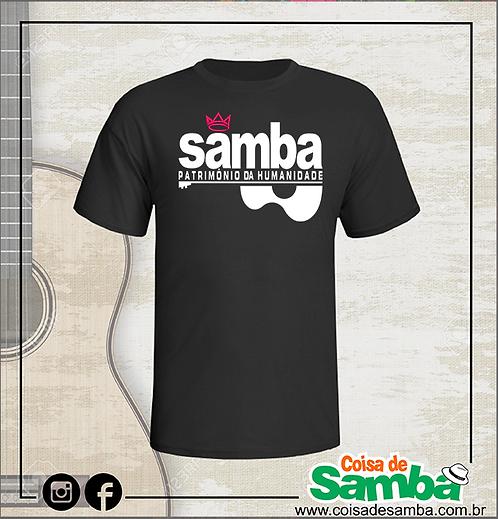 Samba Patrimônio da Humanidade 1 - Algodão