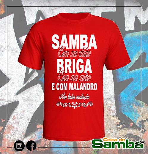 Samba no Chão Color - Algodão