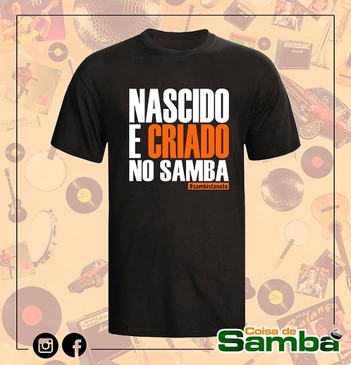 Sambista Nato 1 - Algodão