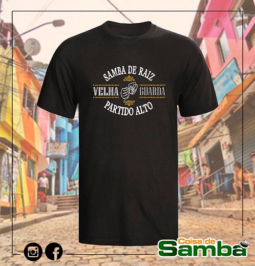Samba de Raiz 1 - Algodão