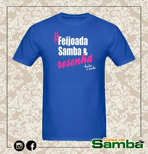 Feijoada Samba e Resenha - Algodão Color