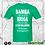 Thumbnail: Samba no Chão Color - Algodão