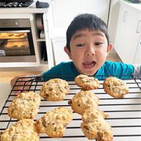 Joel and His Cookies!