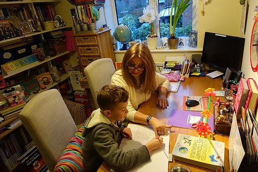 Janet Atkinson private tutor.