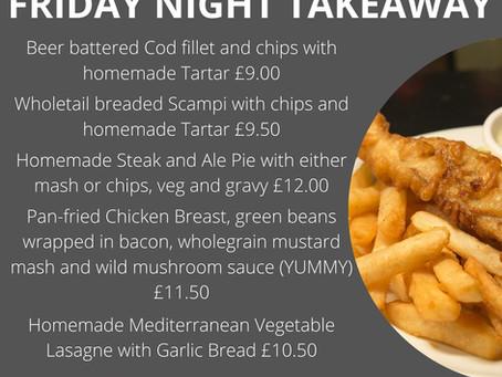 Friday Night Takeaway 26th February