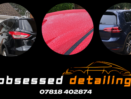 Celebrating a new local business: Obsessed Detailing