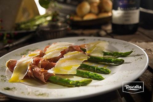 Prosciutto di Parma con Asparagi