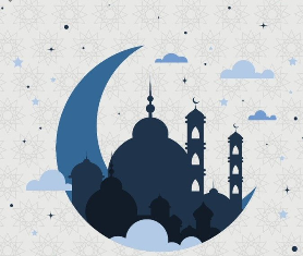 पवित्र रमजान महिन्याच्या शुभेच्छा!