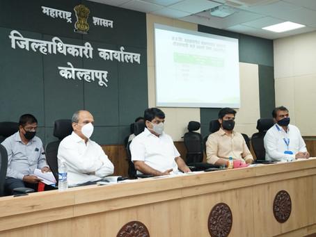 सांडपाणी प्रकल्प उभारणीसाठी ग्रामपंचायतींना महाराष्ट्र प्रदूषण नियंत्रण मंडळातर्फे दिड कोटी रुपयां..