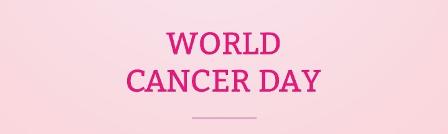 आज #WorldCancerDay  जगभरात कर्करोगाविषयी जनजागृती करण्यासाठी आजचा दिवस साजरा केला जातो.