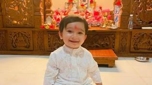 नमस्कार, आमचा मुलगा कु. अर्जुन याचा आज पहिला वाढदिवस. एक वर्षापूर्वी अर्जुनाच्या आगमनाने आमच्या ...
