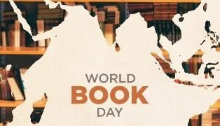 जागतिक पुस्तक दिनाच्या सर्व वाचकांना हार्दिक शुभेच्छा!