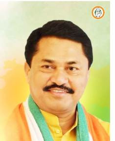 Heartiest congratulations to @NANA_PATOLE ji for being elected as MPCC President.