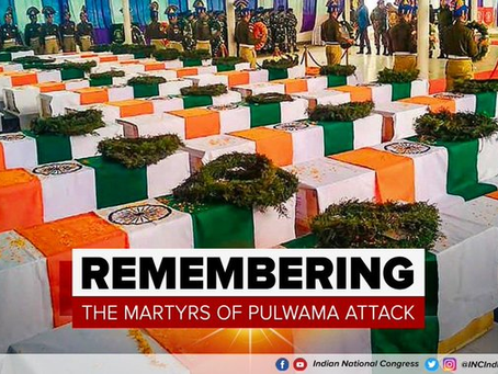 Paying homage and respect to the brave soldiers of our Motherland who were martyred in ...