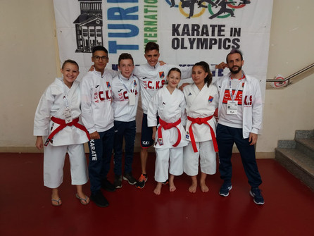 9TH OPEN TURIN CUP