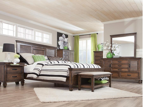 Irie Bedroom Set
