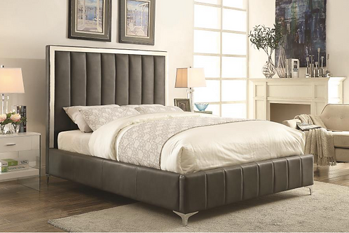 The Metropolitan Bed- Queen Size