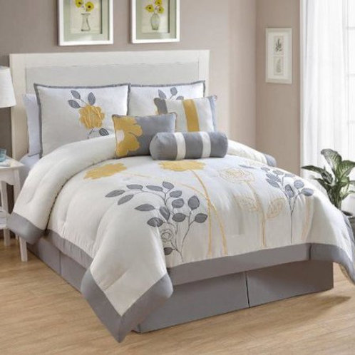 ADRIENNE - 7 Piece Comforter Set