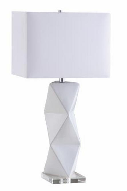 White Cube Lamp