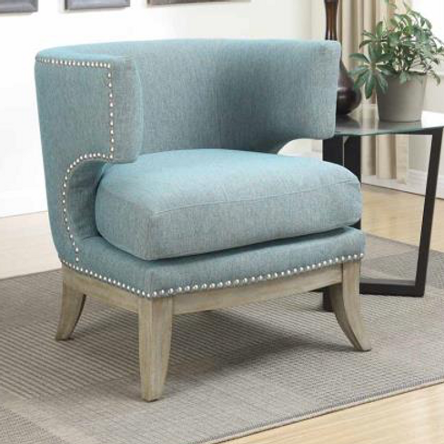 """The Arm"" Accent Chair"