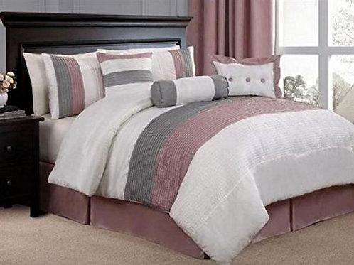 HUDSON  7 Piece Comforter Set