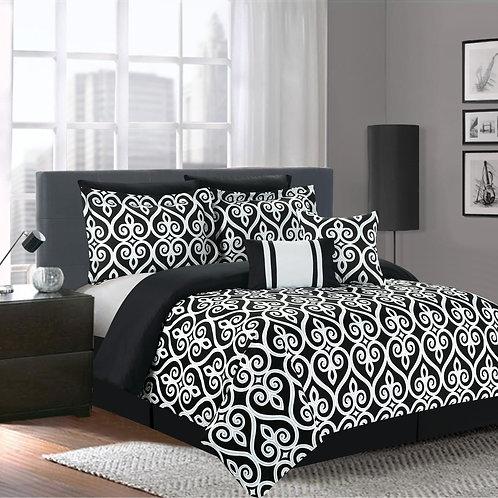 Vienna 7-piece Comforter Set