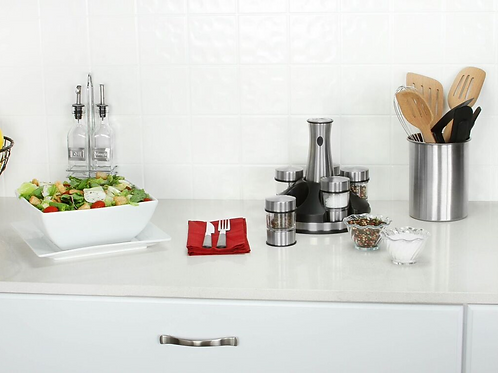 Rechargeable Electric Cordless Spice Mill