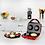 Thumbnail: Kalorik Red Waffle Bowl Maker