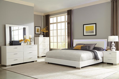 Pearl Bedroom Set-Queen