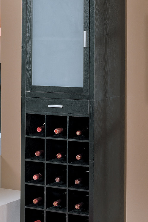 15 Section Wine Cabinet