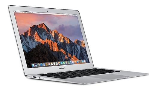 """Apple MacBook Air 11.6"""" 1.6 GHz Dual-Core 4GB Flash 256GB HDD"""