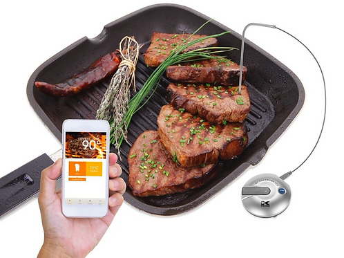 Wireless Bluetooth Meat Thermometer