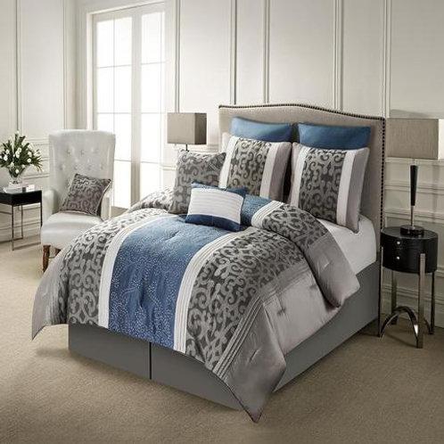 VIVALDI 8 Piece Comforter Set