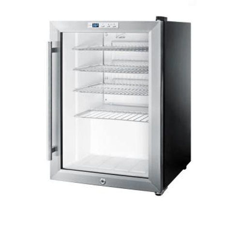 Summit Mini Refrigerator (Black)