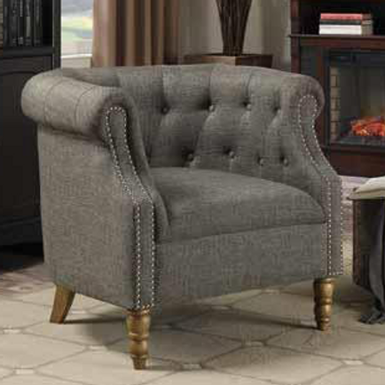 """The Boss"" Accent Chair"