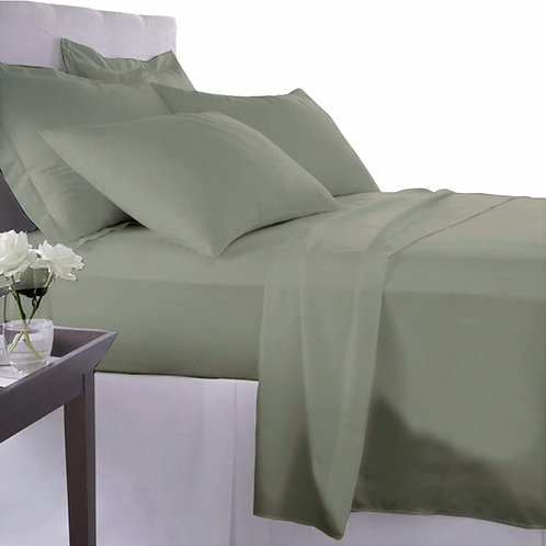 Sage Bed Sheet Set