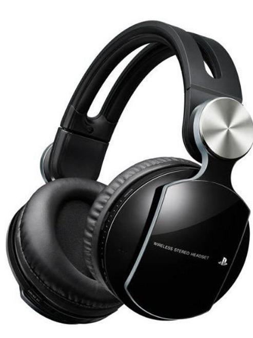 Sony Sony PS4 Pulse Elite Headset (Sony Refurbished) black