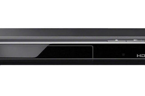 Sony - DVD Player with HD Upconversion - Black