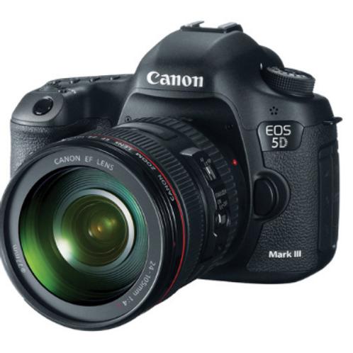 Canon EOS 5D Mark III CMOS Digital SLR Camera
